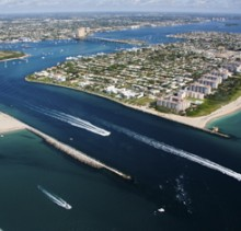 Aerial Palm Beach County